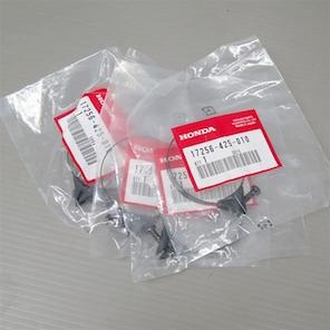 CB1100R/CB750F 純正 コネクティングチューブバンド エアクリーナー 固定バンド 17256-425-010 4個セット