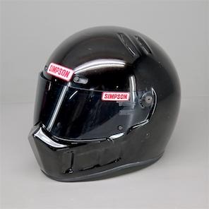 シンプソン  SIMPSON スーパーバンディット フルフェイスヘルメット 61cm Lサイズ