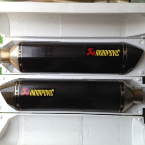 アクラポビッチ マフラー スリップオン ZZR1400 08-09年式用