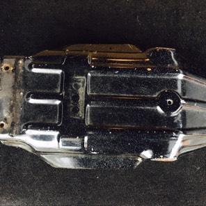 cb250n cb400n用インナーフェンダー