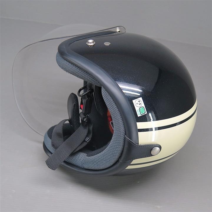 山城 ジェットヘルメット Lサイズ