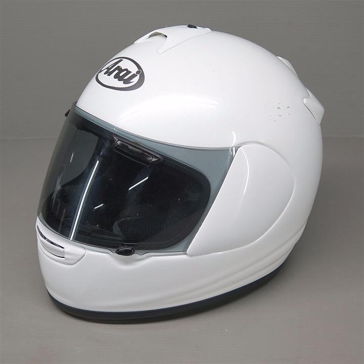Arai VECTOR フルフェイスヘルメット 55-56cm Sサイズ 白