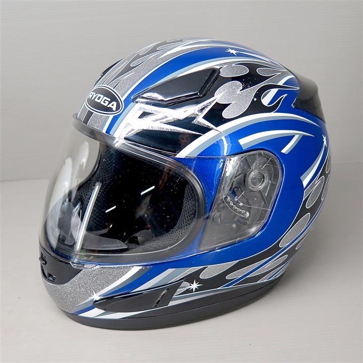 RYOGA フルフェイスヘルメット XLサイズくらいのフリーサイズ