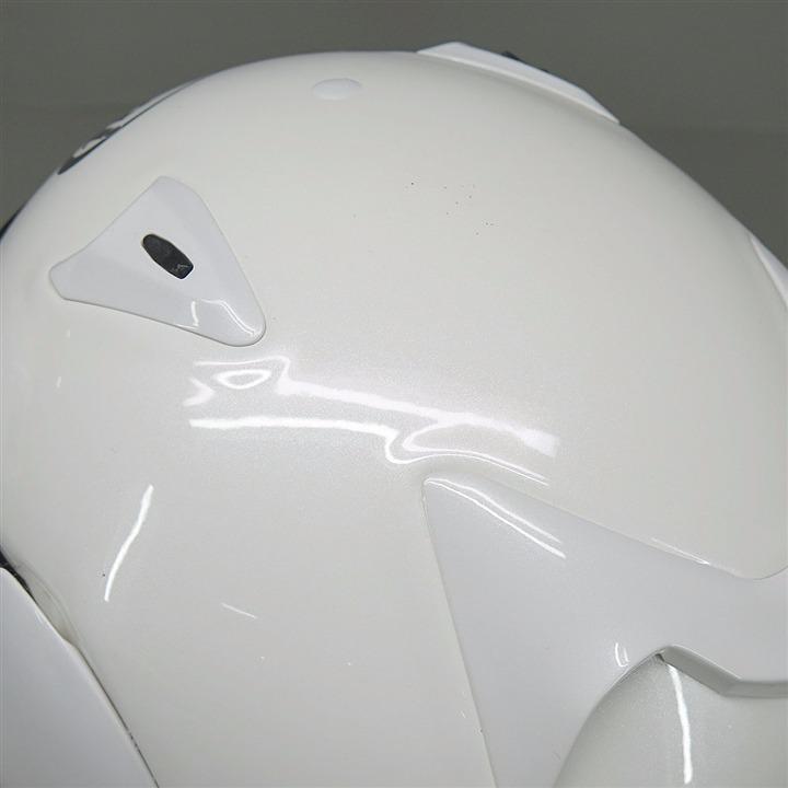 Arai PROFILE フルフェイスヘルメット 55-56cm Sサイズ 白