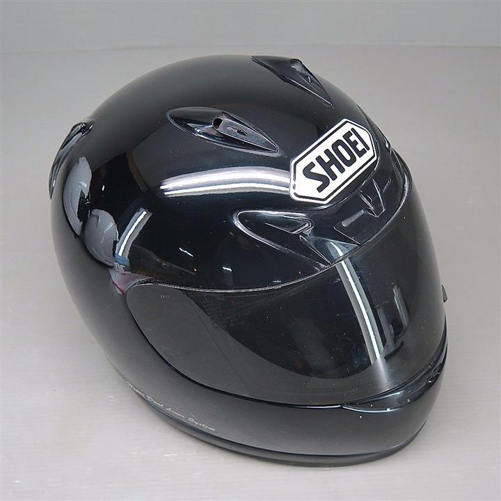 SHOEI X-8RS フルフェイスヘルメット XLサイズ 黒