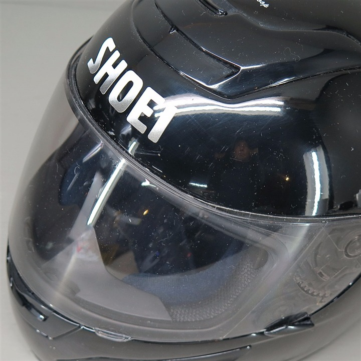 SHOEI X-8SP2 フルフェイスヘルメット Lサイズ 黒