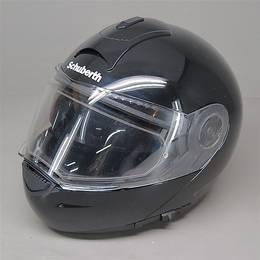 Schubert C3 フリップアップ フルフェイスヘルメット 58-59cm Lサイズ 黒 内装なし