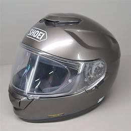SHOEI GT-Air フルフェイスヘルメット XXLサイズ ガンメタ