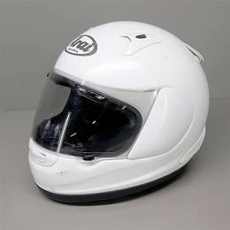 Arai Astro-IQ フルフェイスヘルメット 55-56cm Sサイズ ディフューザー割れ