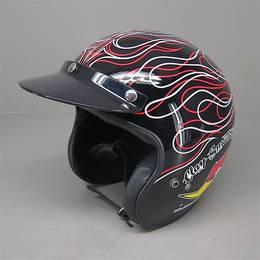 SHOEI SR-FREEDOM ジェットヘルメット MR. HORSEPOWER XXLサイズ ジャンク