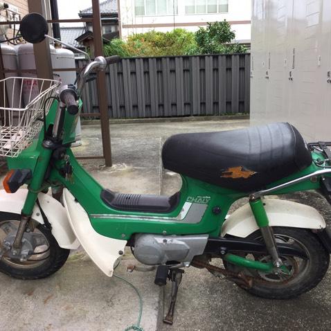ホンダ シャリー 50cc[レストアベース]