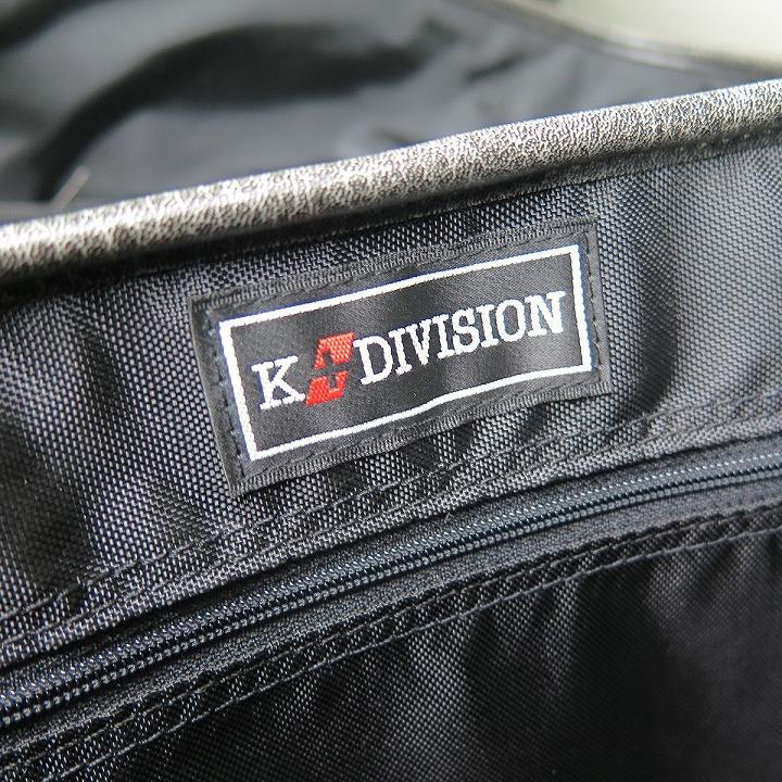 K+DIVISION アメリカン サイドバッグ サドルバッグ 即買OK!