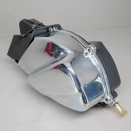 シグナスX SR (SE44J) 純正 エアクリーナーボックス メッキカバー付き 即買OK!