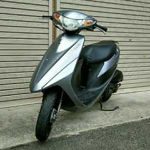 アドレスV50G シガーソケット 防犯アラーム付き 原付きスクーター 大阪