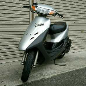 ライブディオ AF35 フロントディスクブレーキ 2スト原付きスクーター 大阪