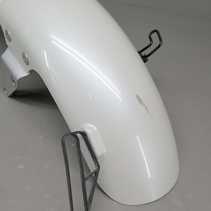 ドラッグスター400 (4TR) 純正 フロントフェンダー 即買いOK!