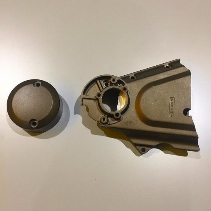 ZRX1200S(ZRT20A) 純正スプロケットカバー ZRX1200R