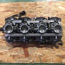 ZRX1200S(ZRT20A)純正キャブレター ケイヒン CVK キャブ