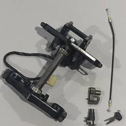 ZRX1200 S (ZRT20A) 純正ステム&キーセット