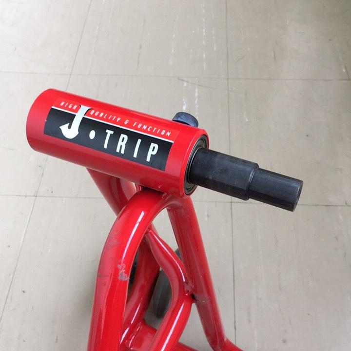 J.TRIP  ドゥカティ用スタンド