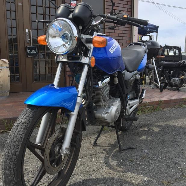 バイク 125cc EN125-2A 美品! 破格! ネイキッド!