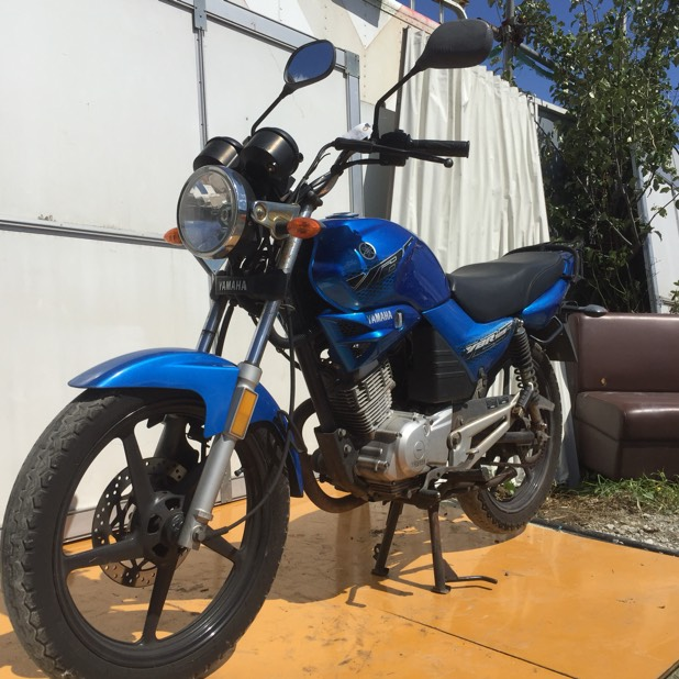バイク 125cc YBR125 美品! 破格! ネイキッド!!