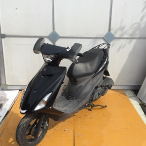 バイク 125cc アドレス V125S 走行確認済み!!