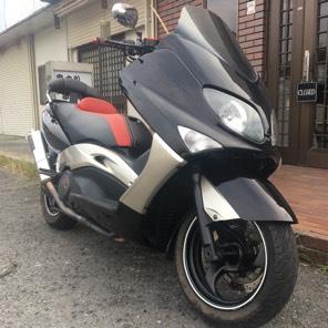 T-MAX ! ヨシムラマフラー! 500cc!