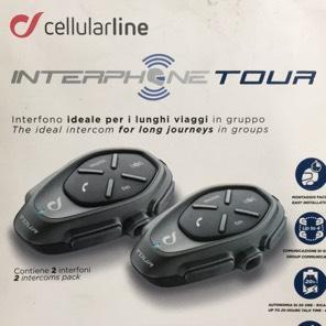 インターフォン ツアー ツインパック Bluetoothインカム