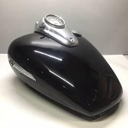 ドラッグスター400 <4TR> 純正タンク ブラック メーター付き