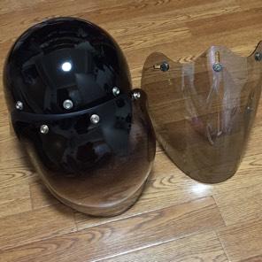 Bucoヘルメット&シールド