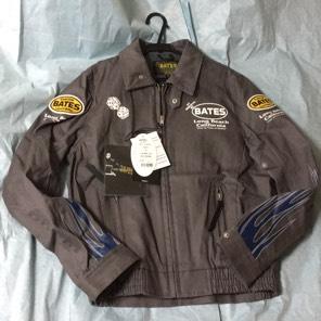 BATES leathers コットンジャケット