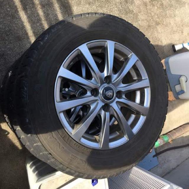 MANAPAY SPORT 4本セット スタッドレスタイヤ