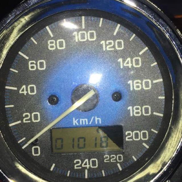 YAMAHA XJR1300 バイク