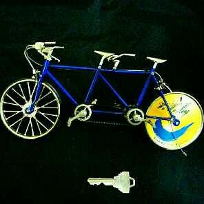 マウンテンバイク型ガスライター