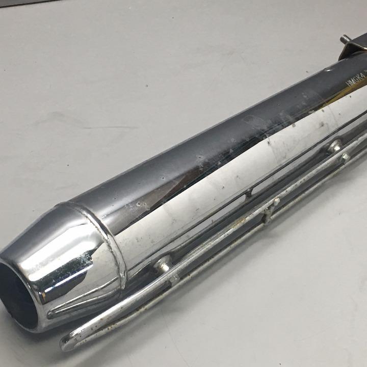 スーパーカブ50 C50 純正マフラー
