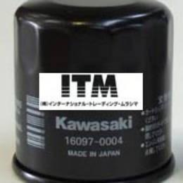 Kawasaki 純正オイルフィルタ-車種別400cc160970008