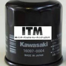 Kawasaki 純正オイルフィルタ-車種別1400cc-2000cc160970008