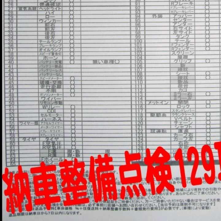 ホンダ スクーピー AF55 お買い物や通勤通学に(^-^)/ プロ整備の1年保証付き! 大阪~