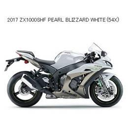 ZX1000 SHF/SHFA/SJF/SJFA(NINJA ZX-10R)2017-2018 英文 カワサキ整備解説書