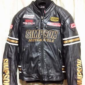 シンプソン3シーズンジャケット