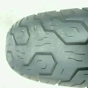 DUNLOP タイヤ 170/80/15サイズ
