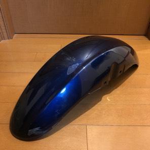 SUZUKI Inazuma 400 純正フロントフェンダー