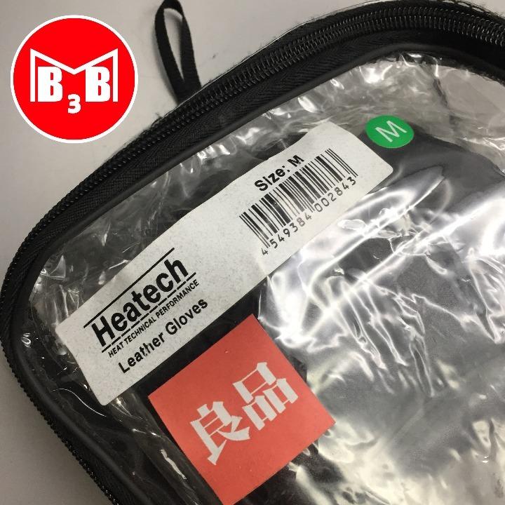 HEATECH/venture ヒートレザーグローブ(Mサイズ)