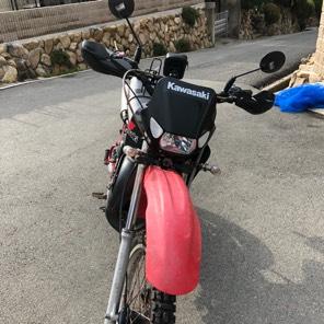 kmx125  Kawasaki