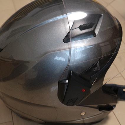 レッドバロンzerosヘルメットLサイズ(59センチ)