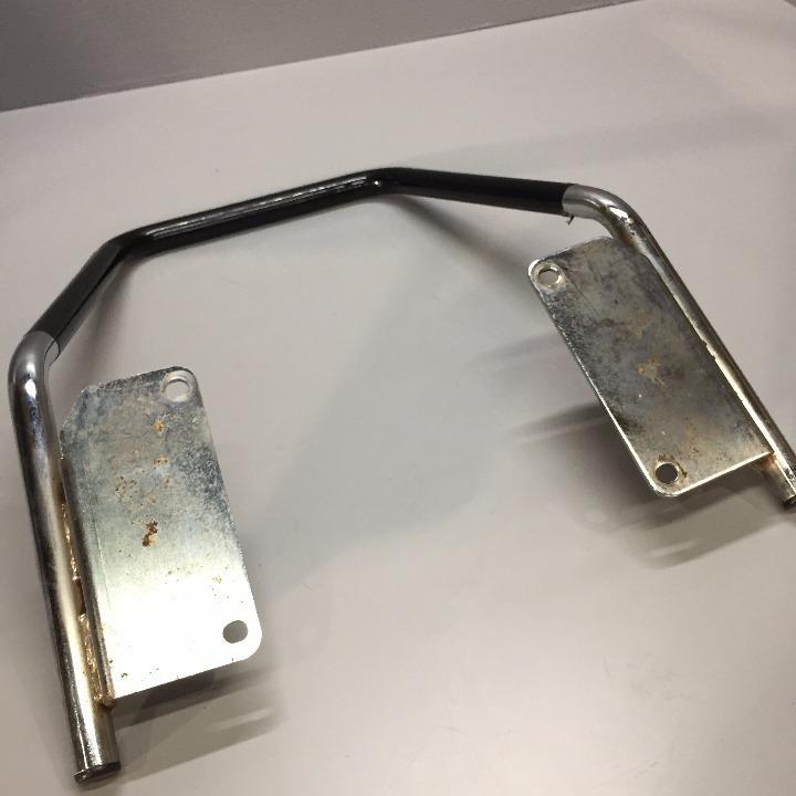 ZRX400 社外グラブバー