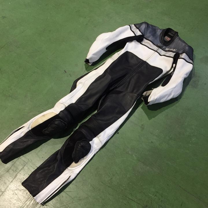 NANKAI 南海部品 レーシングレザースーツ サイズL