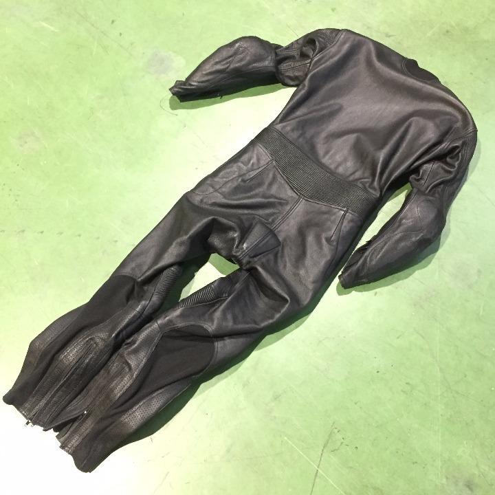 スピードオブサウンド レザースーツ
