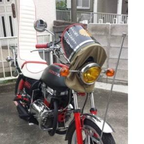 バブホーク2檄渋250cc